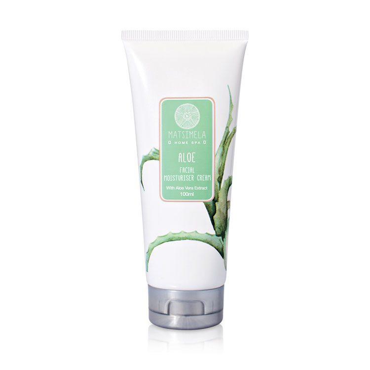 Aloe Facial Moisture Cream | Matsimela Home Spa