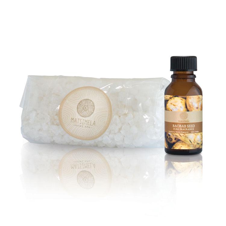 Baobab Seed Pure Fragrance | Matsimela Home Spa 40