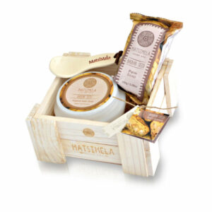 Baobab Seed Products In A Crate | Matsimela Home Spa 40