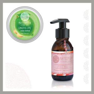 Litchi & Rose Massage Oil | Matsimela Home Spa