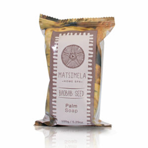 Baobab Seed Palm Soap | Matsimela Home Spa