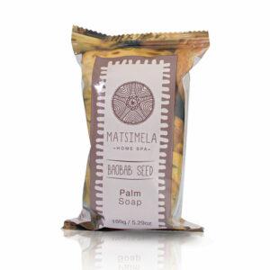 Baobab Seed Palm Soap | Matsimela Home Spa