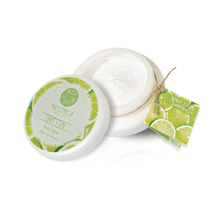 Ginger & Lime Body Butter | Matsimela Home Spa 15