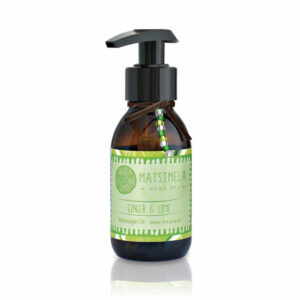 Ginger & Lime Massage Oil | Matsimela Home Spa 15