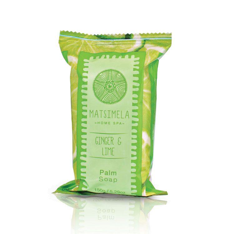 Ginger & Lime Soap | Matsimela Home Spa 15