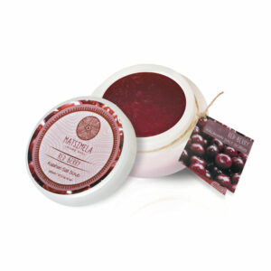 Red Berry Salt Scrub | Matsimela Home Spa