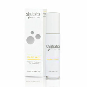 Shubaba Dark Spot Pack | Matsimela Home Spa