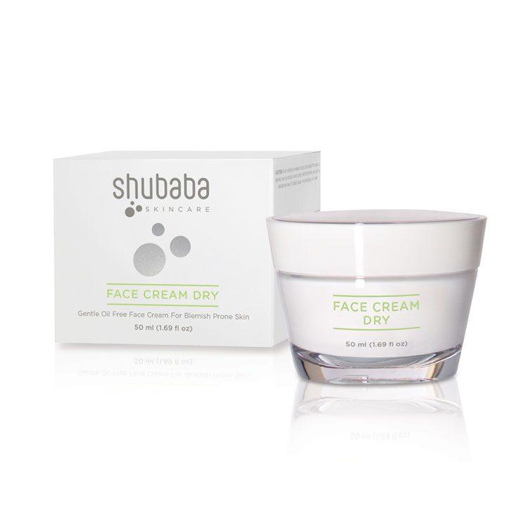 Shubaba Face Cream Dry Pack | Matsimela Home Spa
