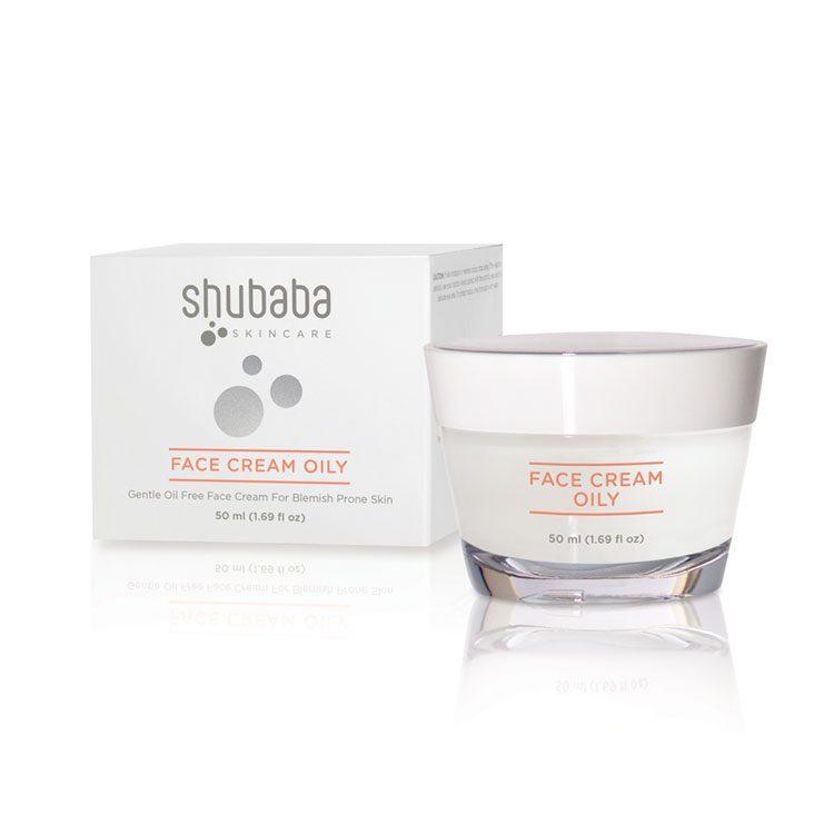 Shubaba Face Cream Oily | Matsimela Home Spa 19