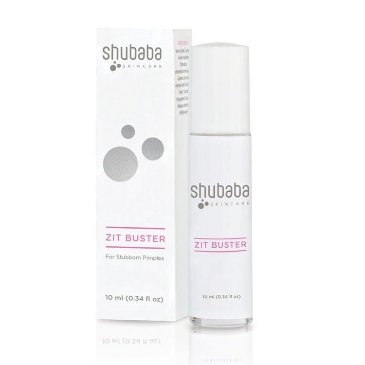 Shubaba Zit Buster Pack | Matsimela Home Spa