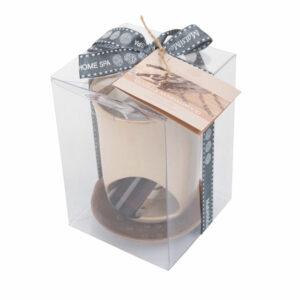 Vanilla Sandalwood Clay Burner | Matsimela Home Spa