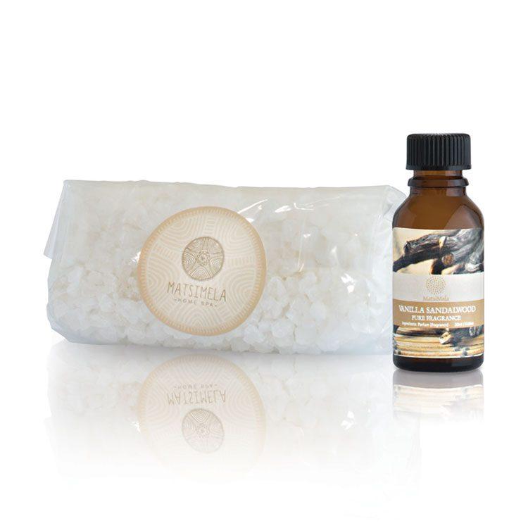 Vanilla & Sandalwood Pure Fragrance   Matsimela Home Spa 11