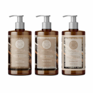 Vanilla Sandalwood Rio Set | Matsimela Home Spa