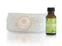 Ginger & Lime Pure Fragrance | Matsimela Home Spa