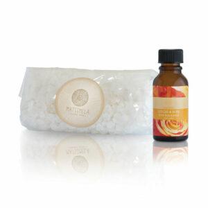 Litchi & Rose Pure Fragrance   Matsimela Home Spa 4
