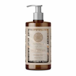Vanilla Sandalwood Shower Gel | Matsimela Home Spa