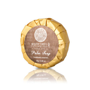 Palm soap - Matsimela Home Spa