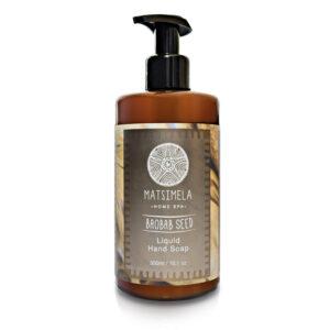 Baobab hand soap - Matsimela Home Spa