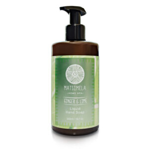 Ginger hand soap - Matsimela Home Spa