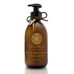 Hand and body lotion - Matsimela Home Spa