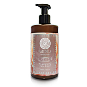 Litchi hand cream - Matsimela Home Spa