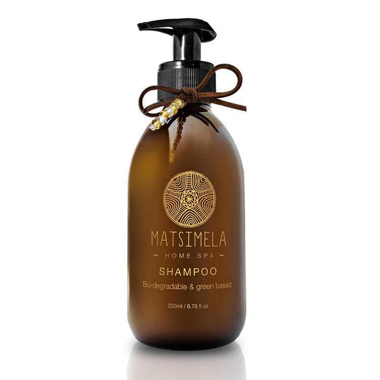 Shampoo -- Matsimela Home Spa
