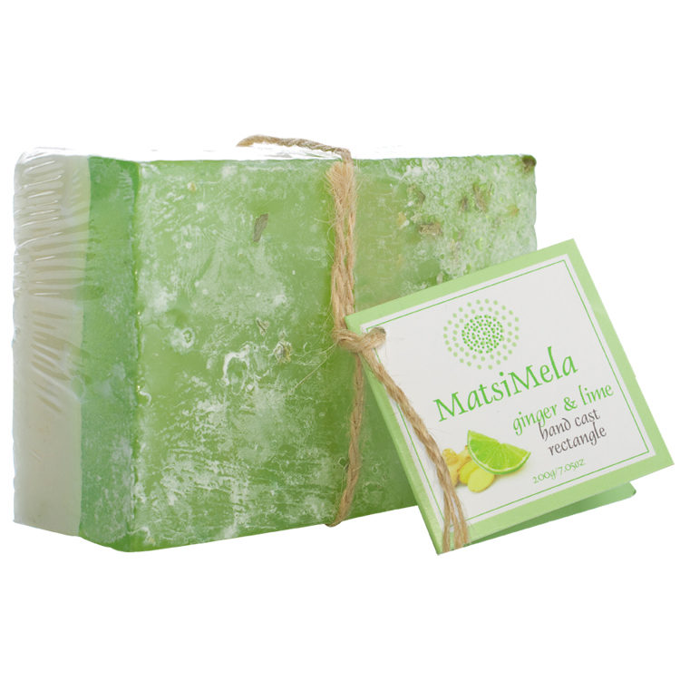 Matsimela Home Spa - Ginger & Lime