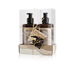 Vanilla sandalwood products - Matsimela Home Spa