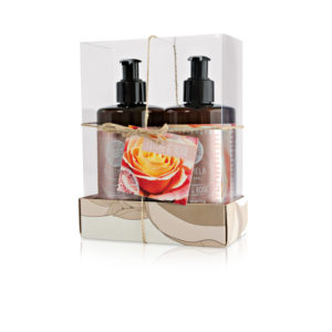 Litchi and rose gift set - Matsimela Home Spa