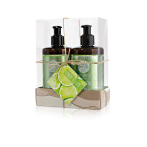 Ginger and lime | Natural Beauty Products