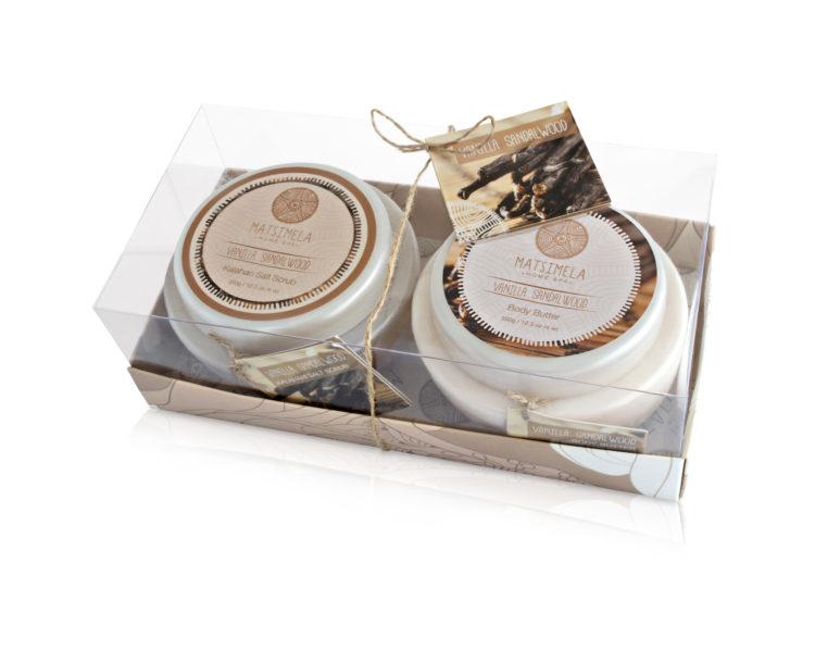 Vanilla sandalwood - Matsimela Home Spa
