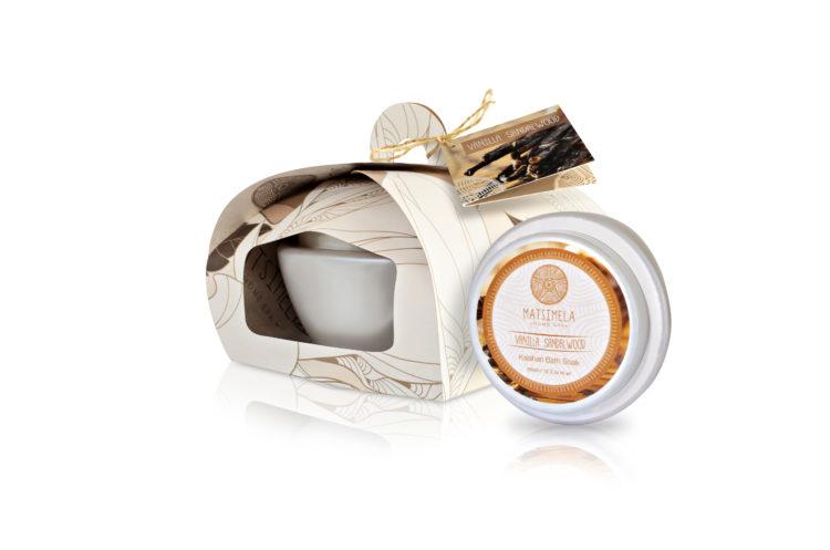 Vanilla sandalwood skin products   Natural Beauty Products