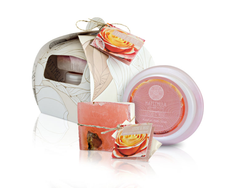 Litchi rose skin products | Natural Beauty Products