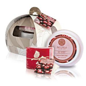 Red berry - Matsimela Home Spa